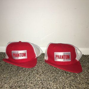 2 Phantom Caps $16 each or $30 for both !!